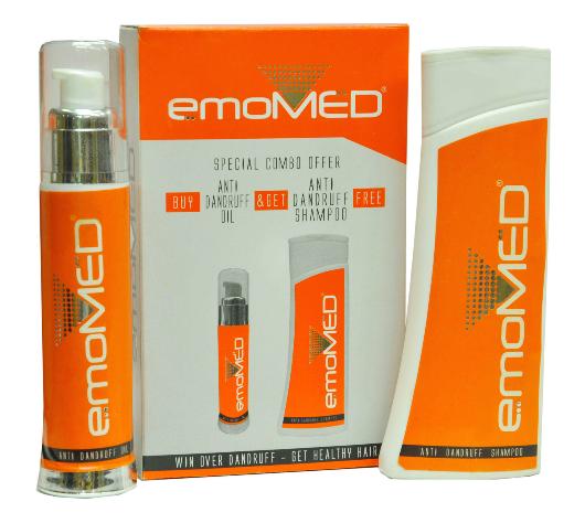 emoMED | 011-45061800 | Anti Dandruff Oil