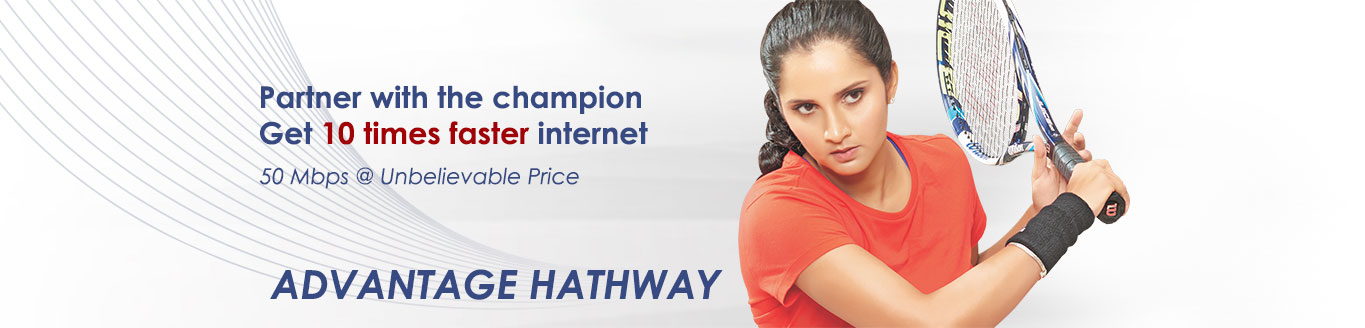 Hathway Cable And Datacom Ltd