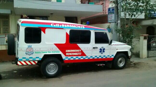 Grace Ambulance Services