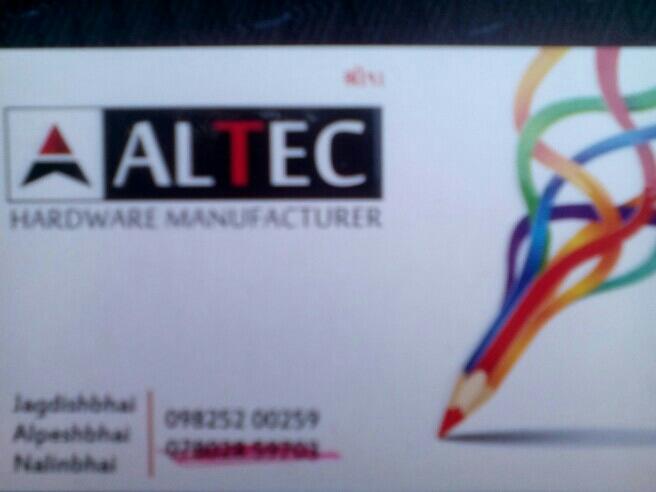 Altec Hardware Manufacturer