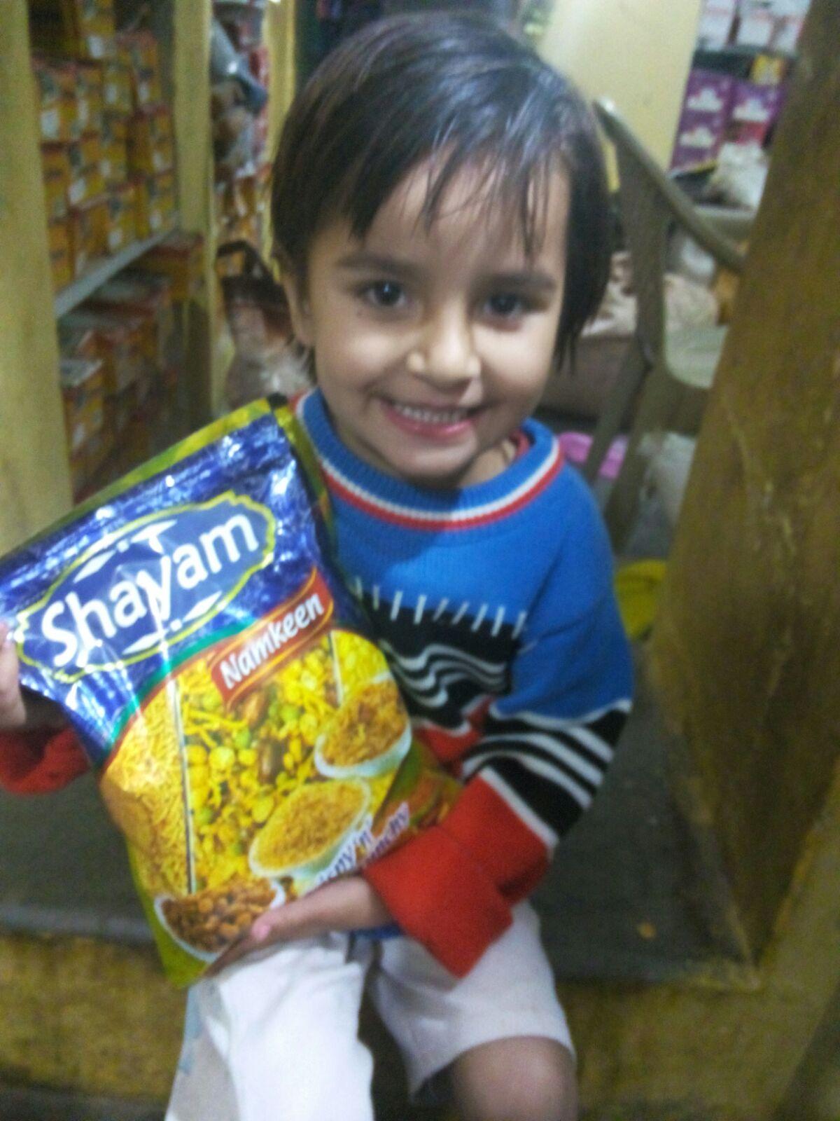Shyam Namkin Foods Mkt by Mahadev Kiryana