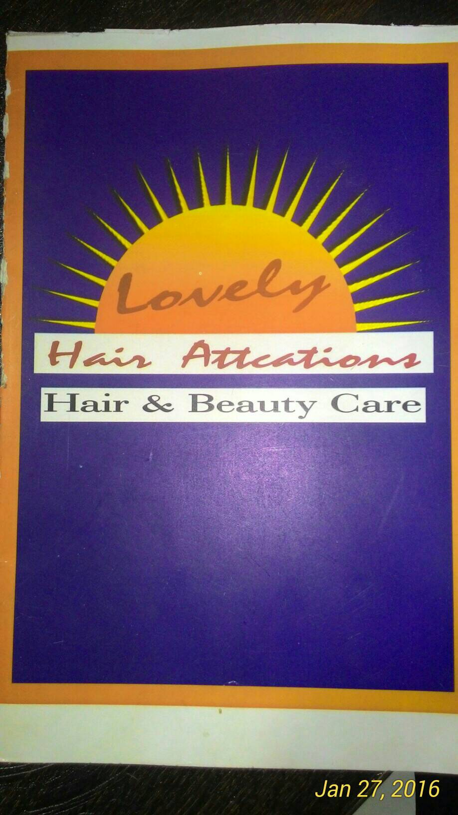 Lovely Hair Attraction(Hair & Beauty Care)