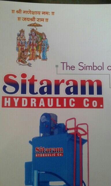 Sitaram Hydraulic Co