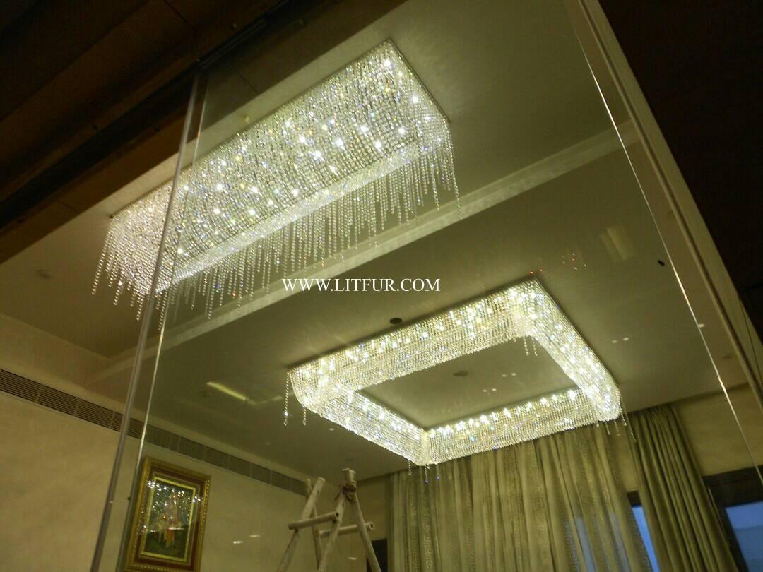 Litfur Crystal lighting