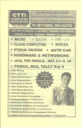Ctti Computer Education