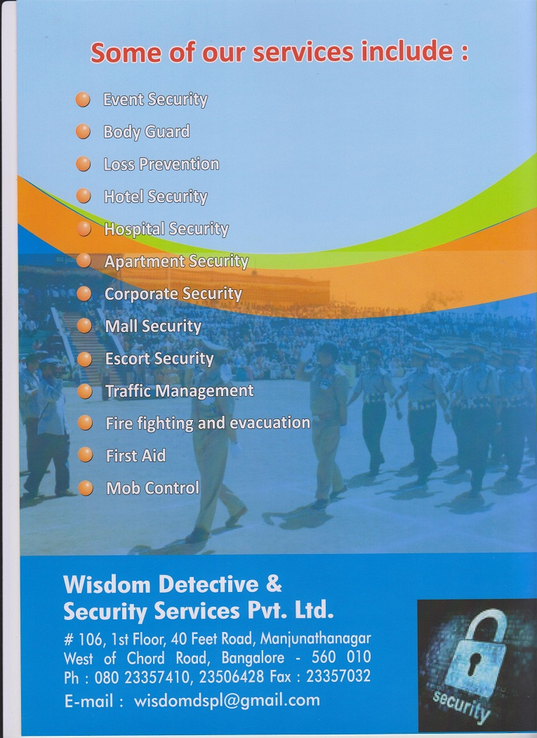 Wisdom Security Services