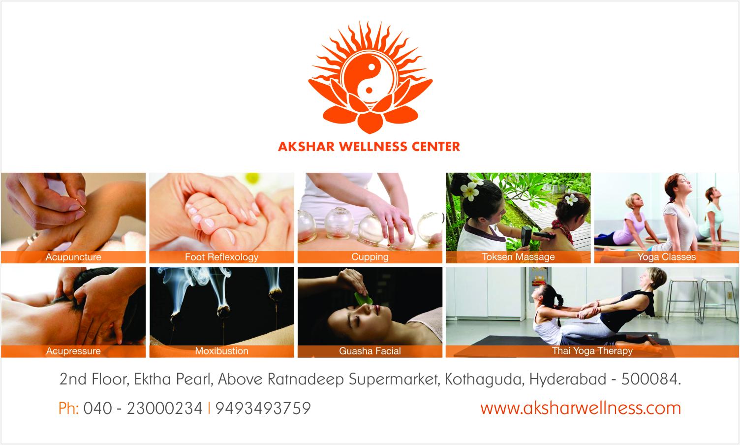 Akshar Wellness centre