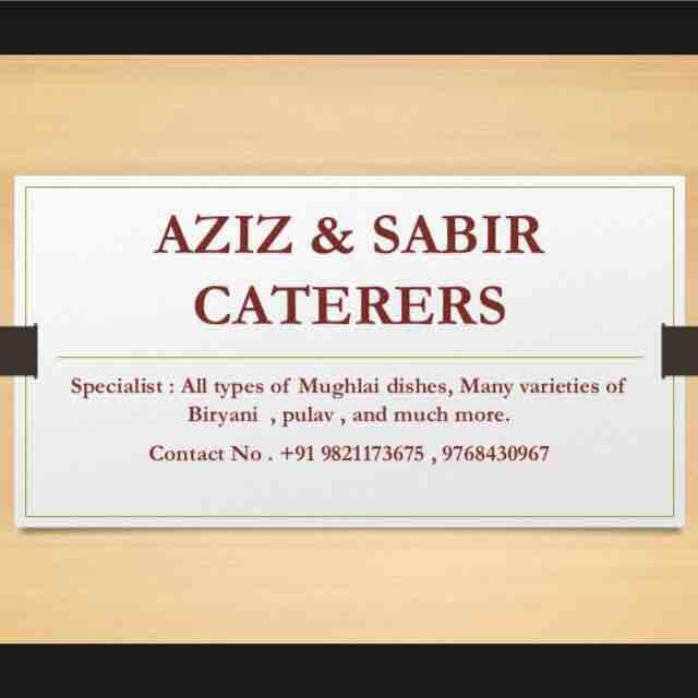 Aziz & Sabir Caterers