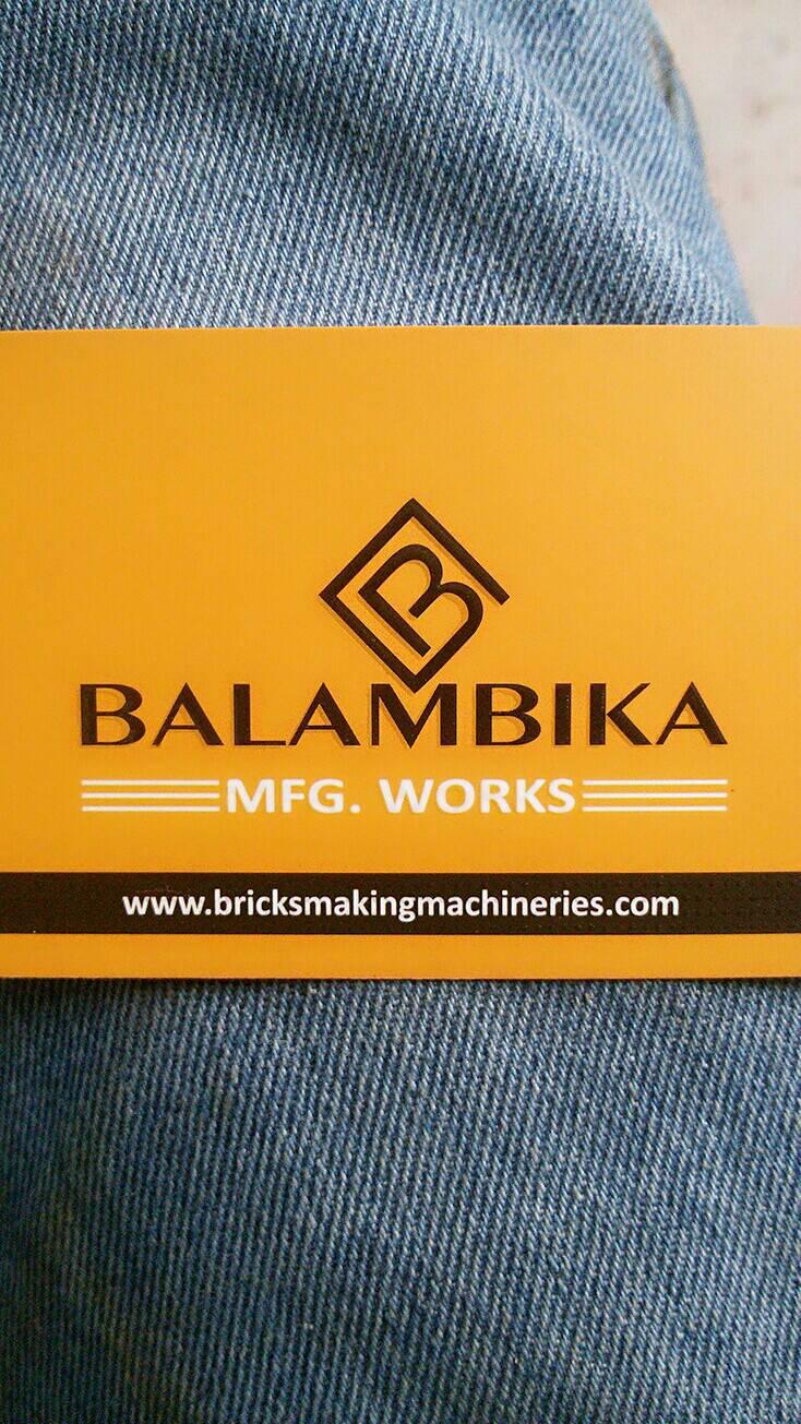 Balambika manufacturing works