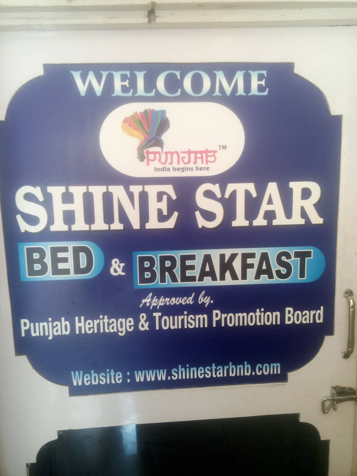 Shine Star Bed & Breakfast