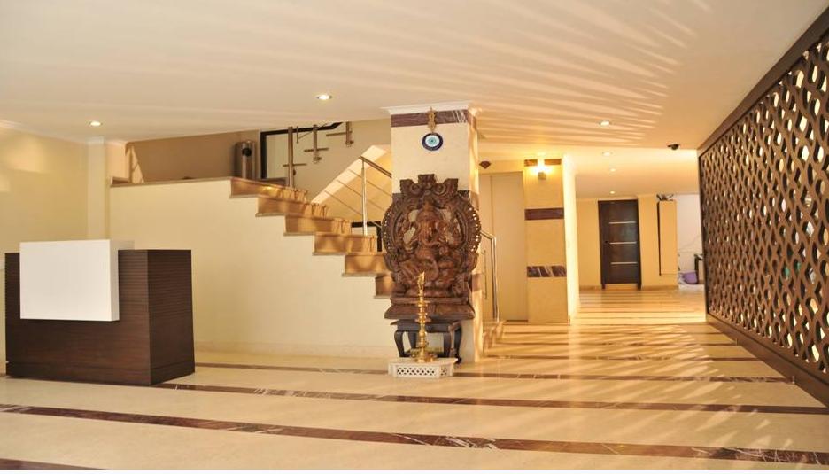 The Pearl Hotel Delhi