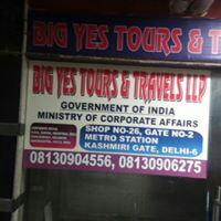 Big Yes Tour