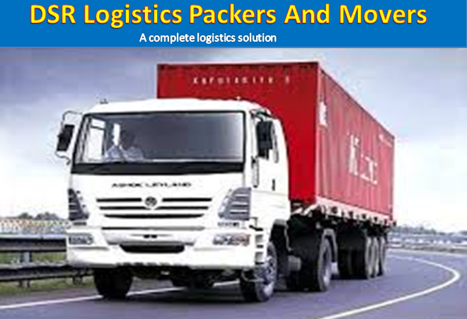 DSR LOGISTICS PACKERS AND MOVERS
