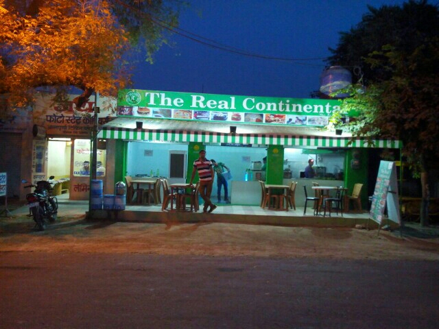 The Real Continental