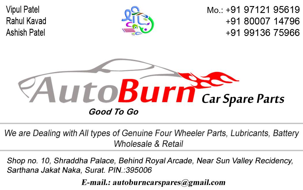 Autoburn car spares