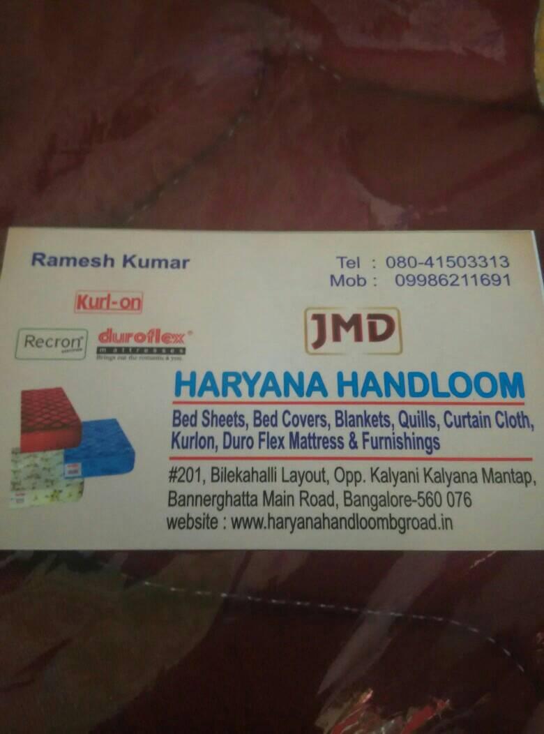 Haryana Handloom