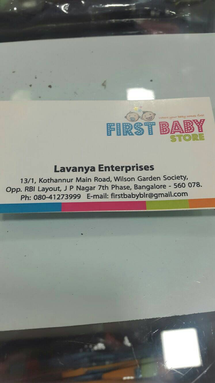 First Baby Store