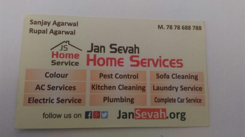 Jan Sevah Home Services