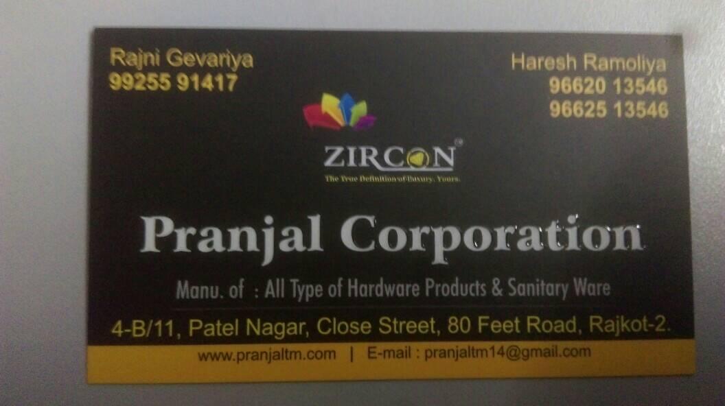 Pranjal Corporation