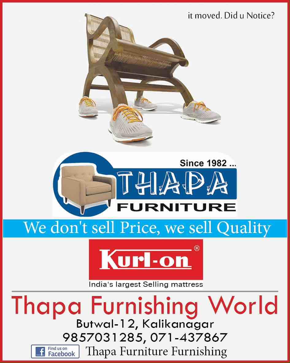 Thapa Furniture Udhyog