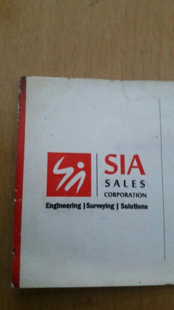 Sia Sales Corporation