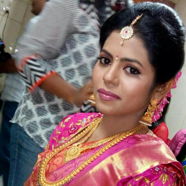 Wedding Hairstyle Tamilnadu: Bridal Makeup In M Tamilnadu