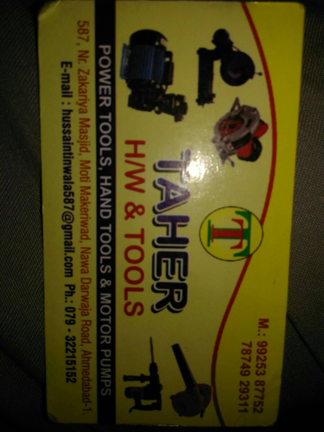 Taher Tools