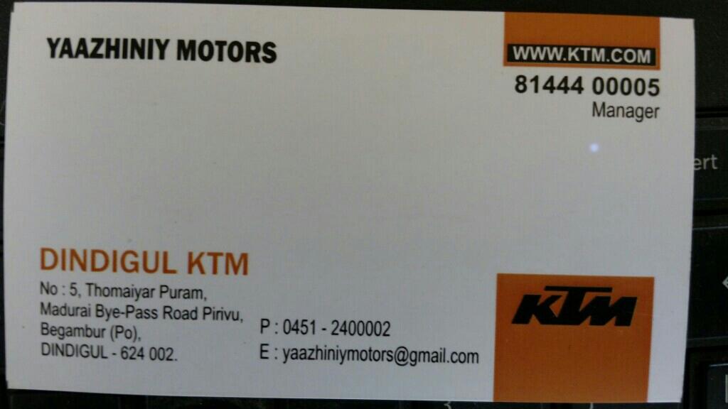 Yaazhiniy Motors