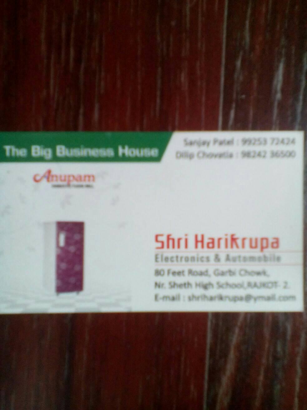 Shri Harikrupa Electronics & Automobile