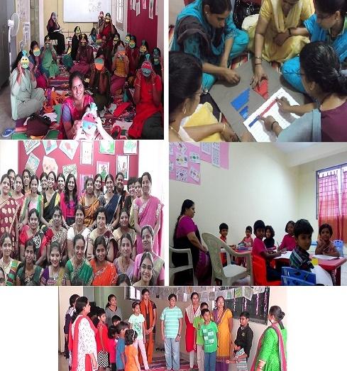 PSTTI - Preschool Teachers Training Institute