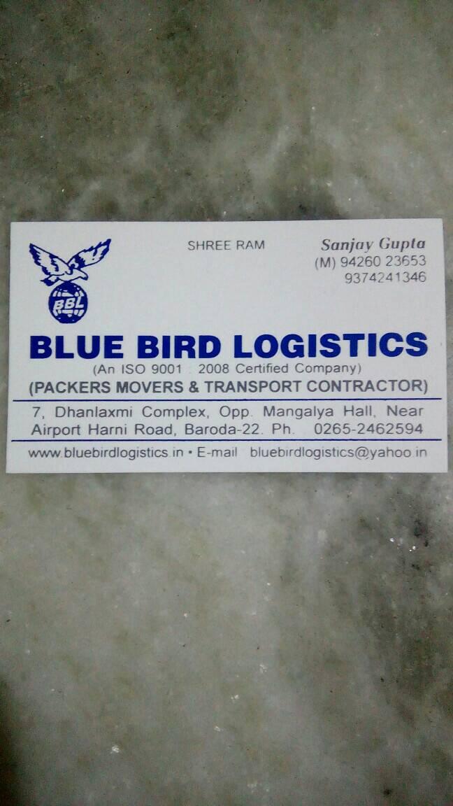 Blue Bird Logistics