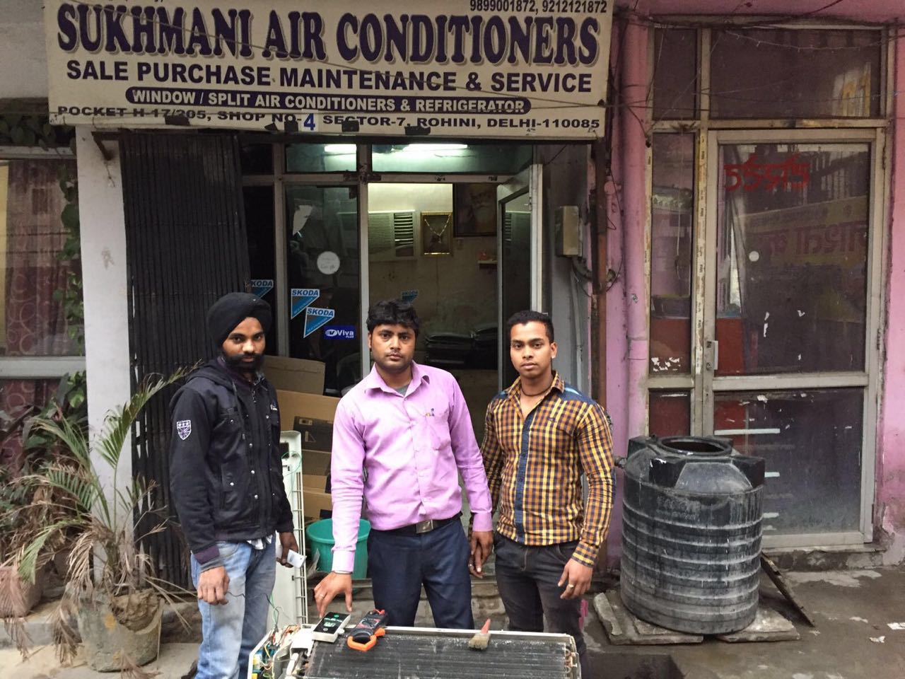 Sukhmani Air Conditioners