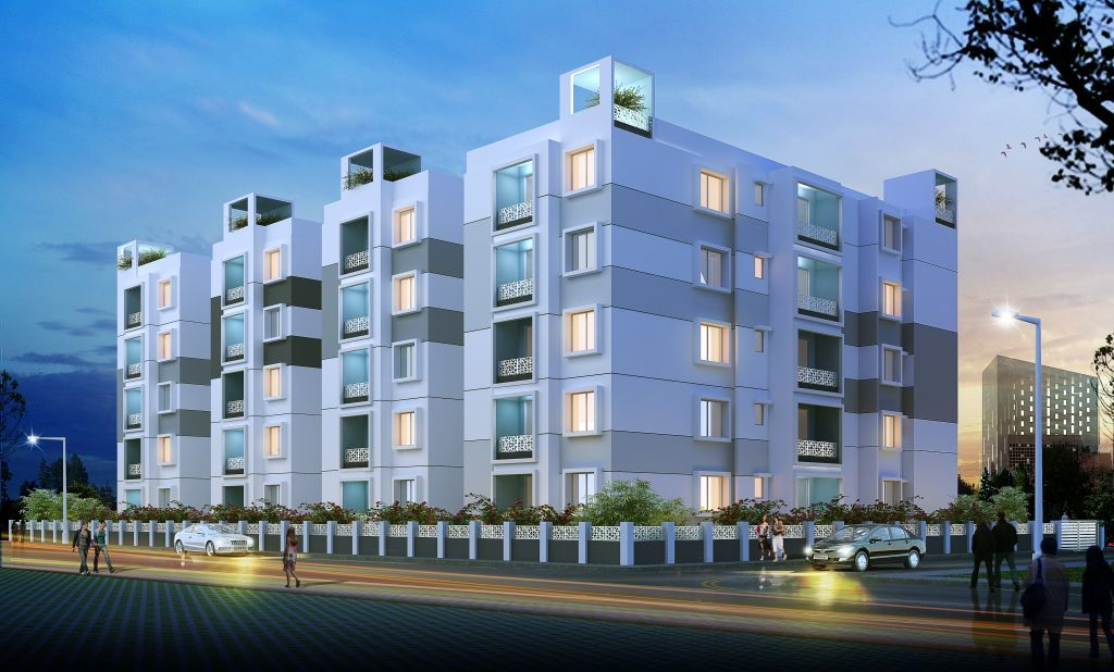POORVI HOUSING DEVELOPMENT COMPANY PVT LTD