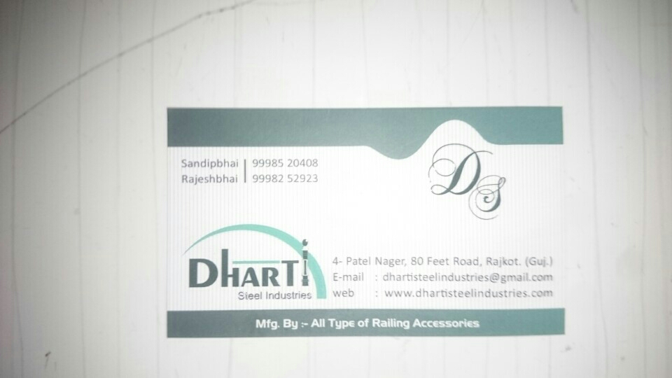 Dharti Steel Industries