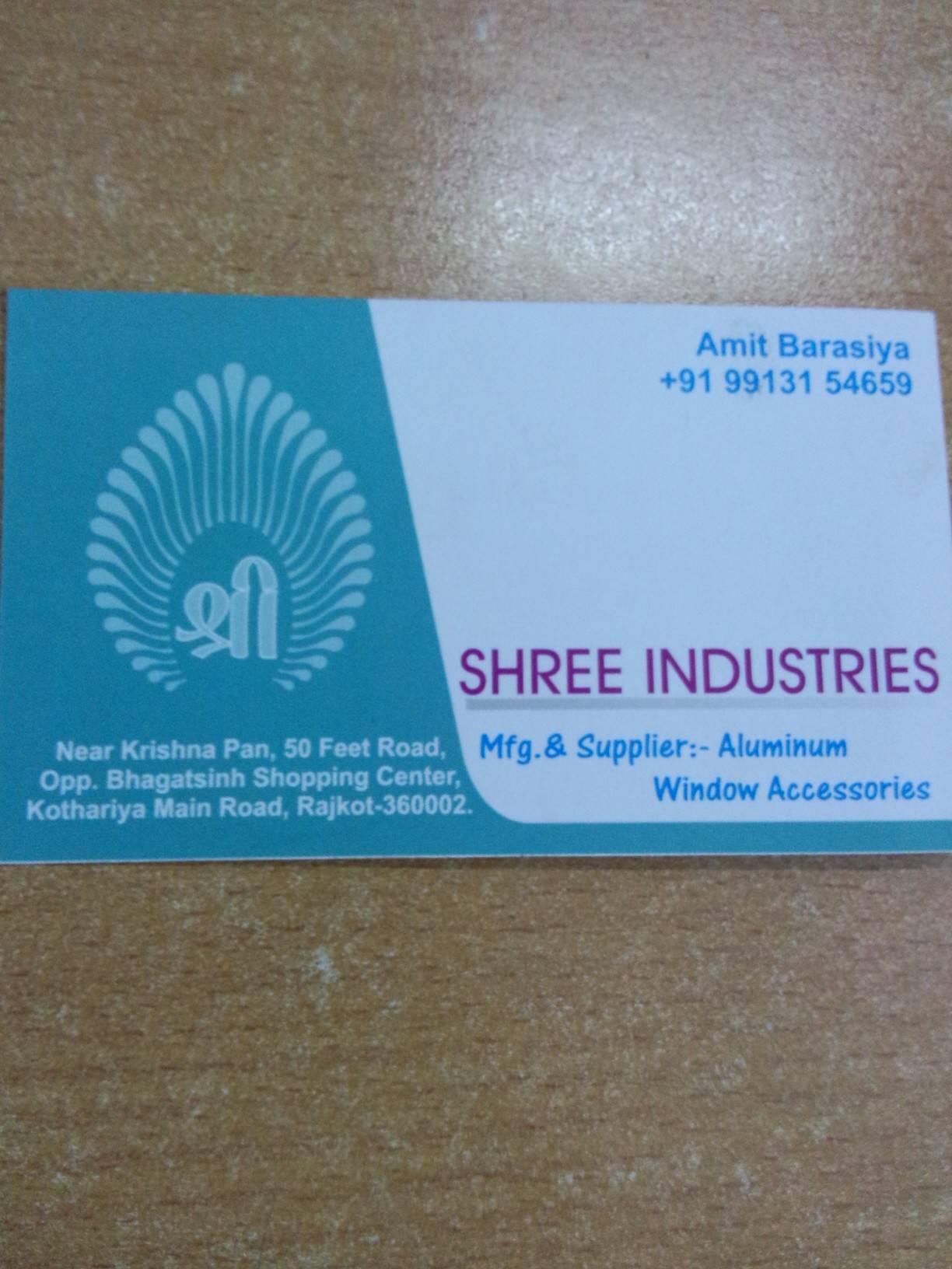 shree industries rajkot
