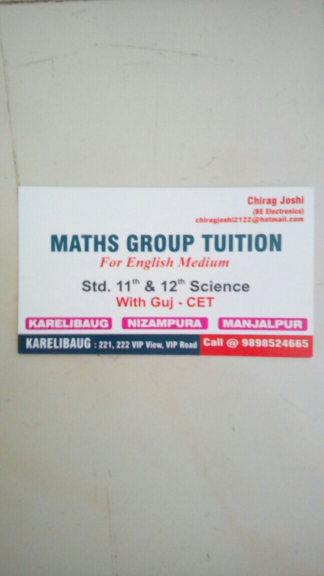 Mathsgrouptuition