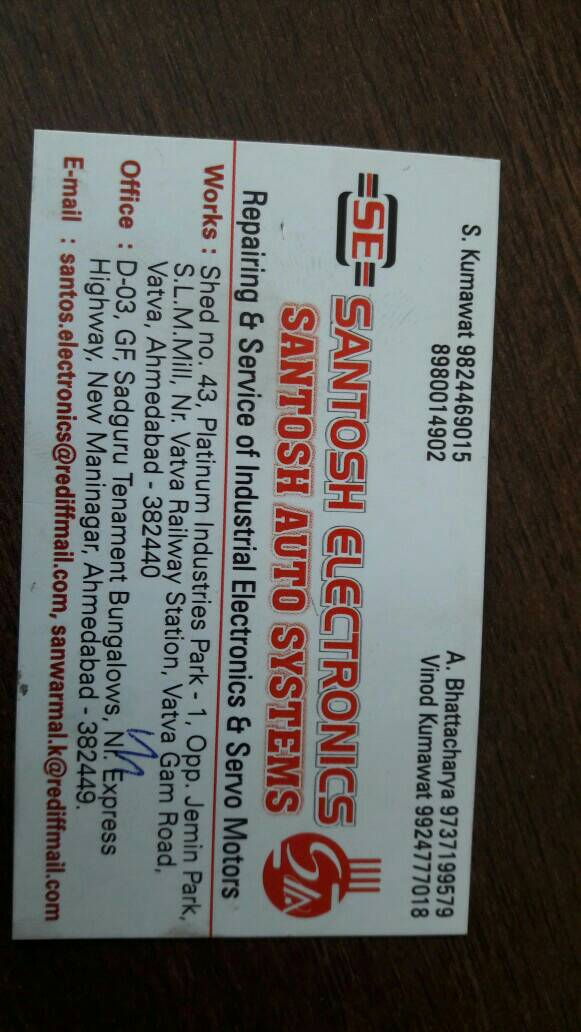 Santosh Electronics Systems