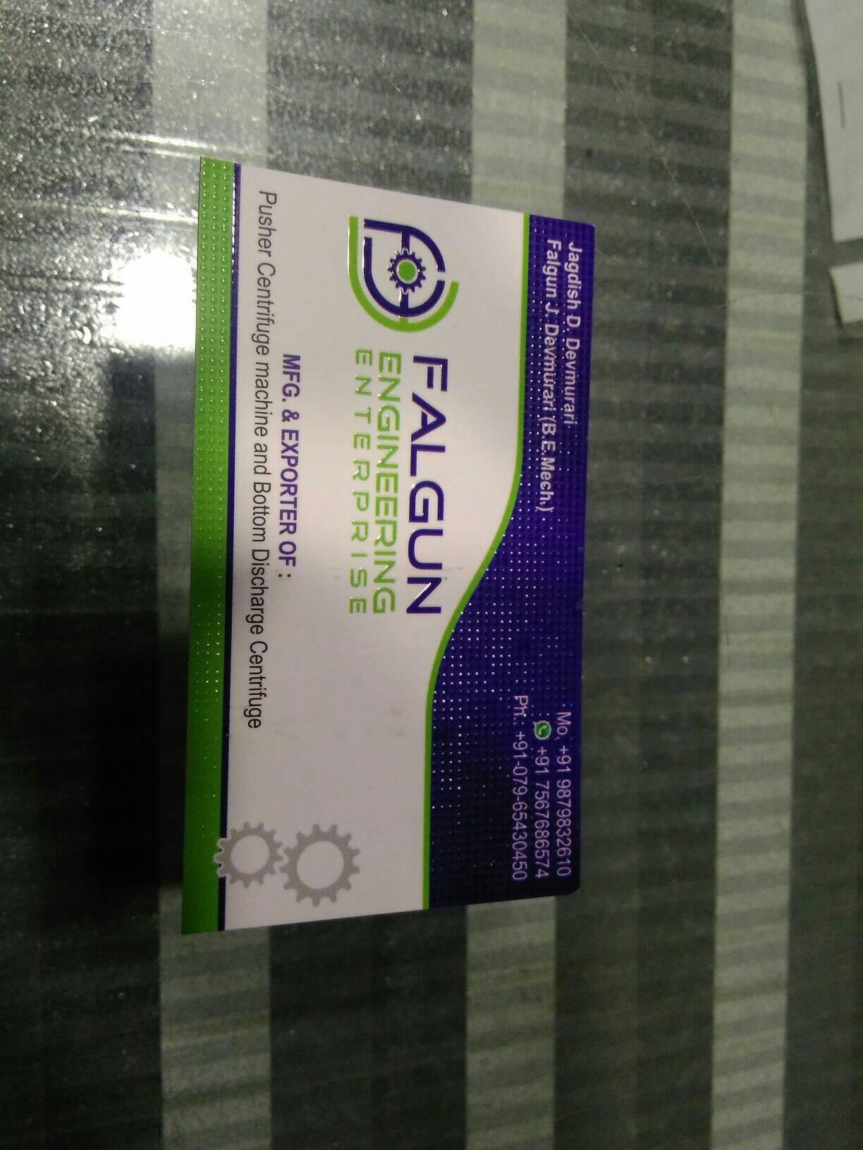 Falgun Engineering