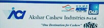 Akshar Cashew Industries pvt Ltd