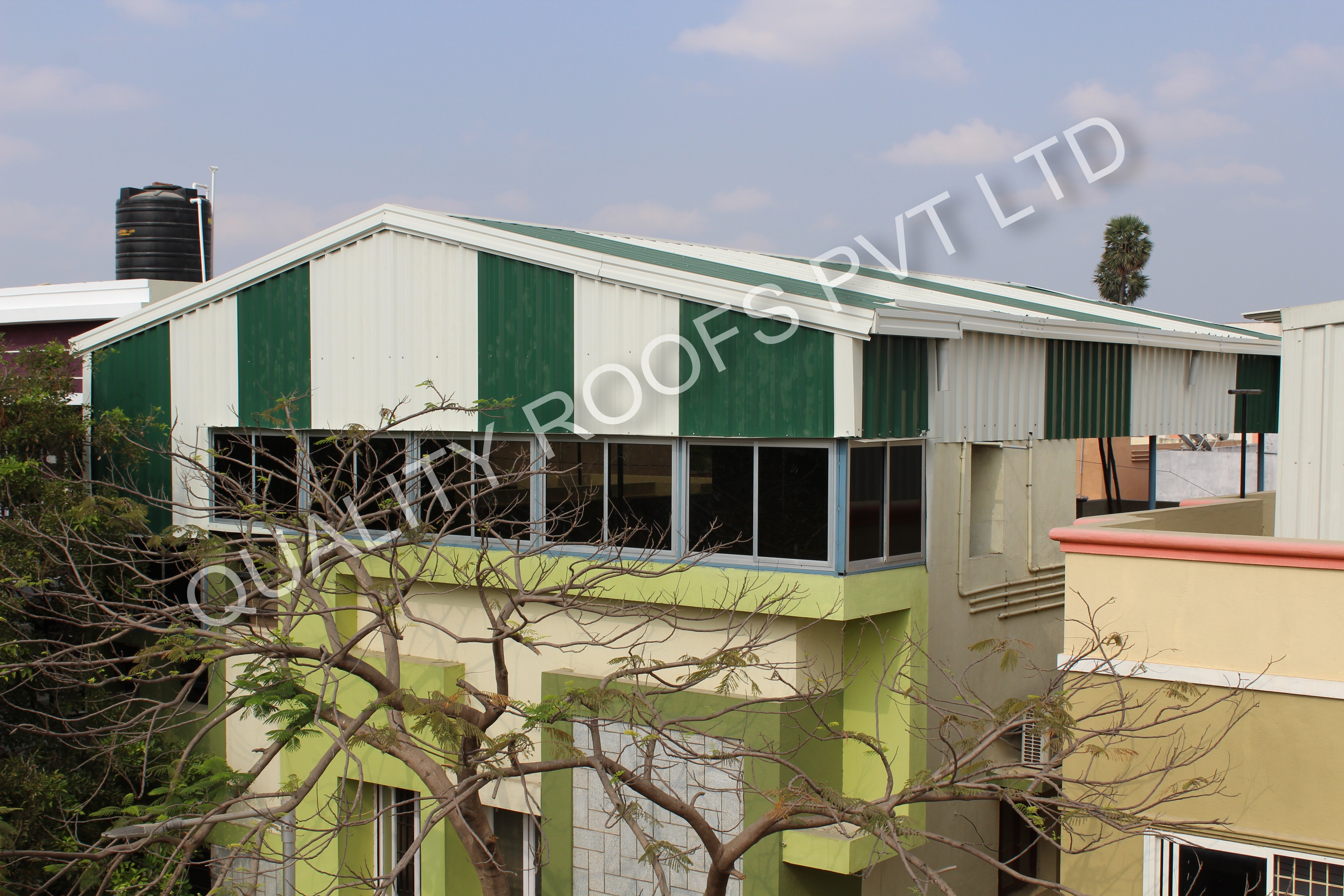 QUALITY ROOFS PVT LTD           Call us : 9841510901