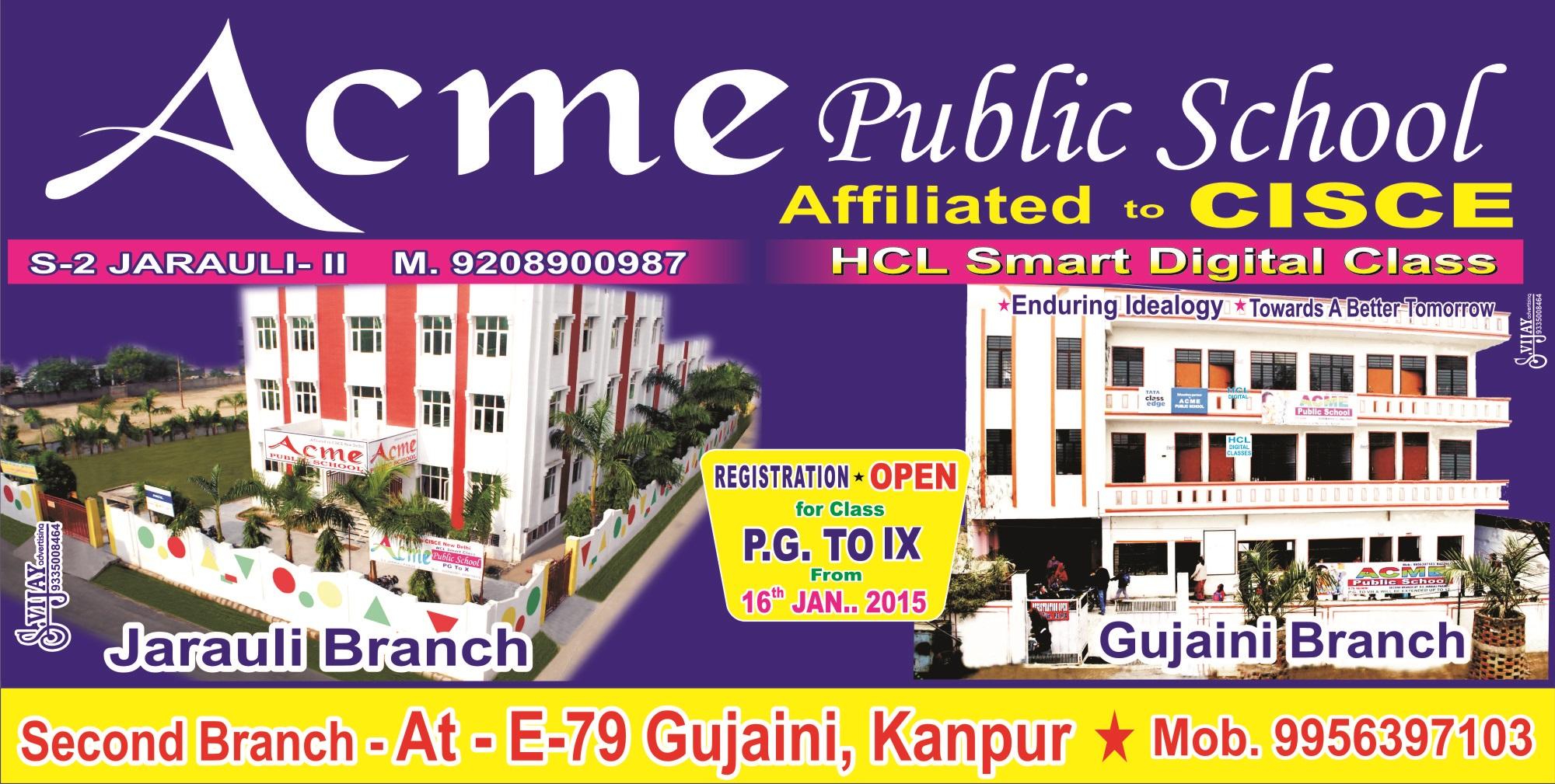 Acme Public School