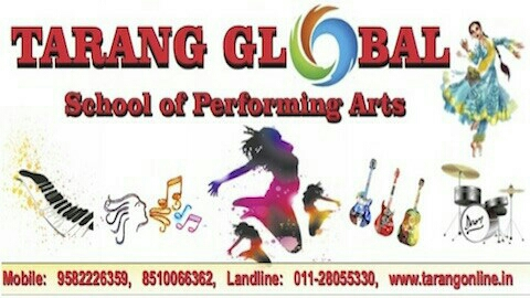 Tarang Global School Of Performing Arts