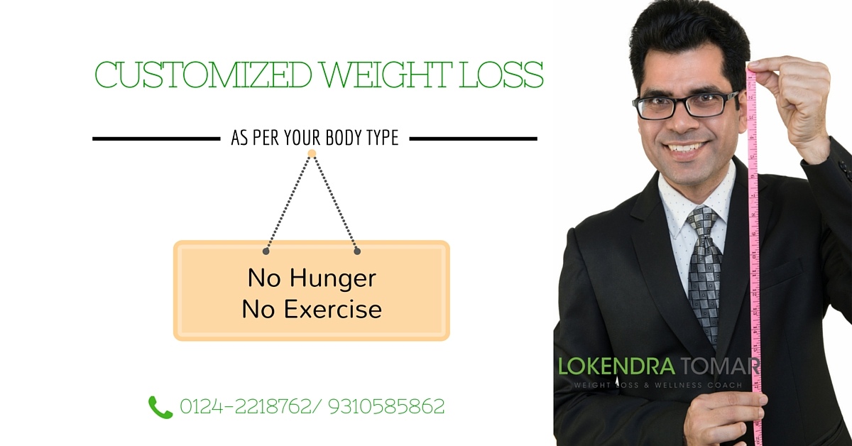 Lokendra Tomar Weight Loss & Wellness Coach