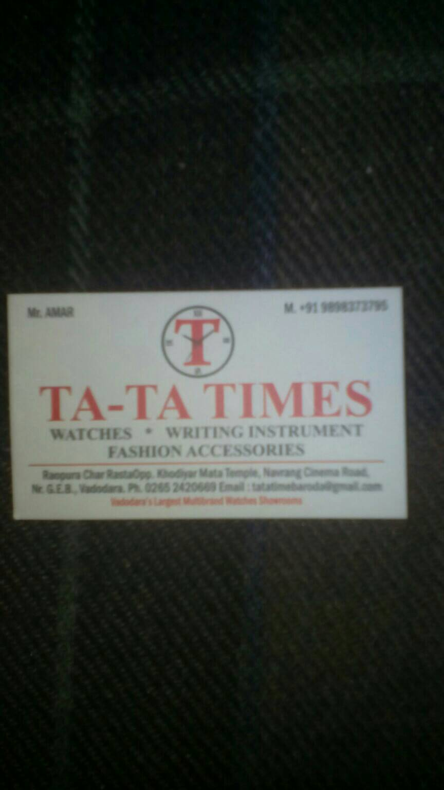 TA-TA TIMES