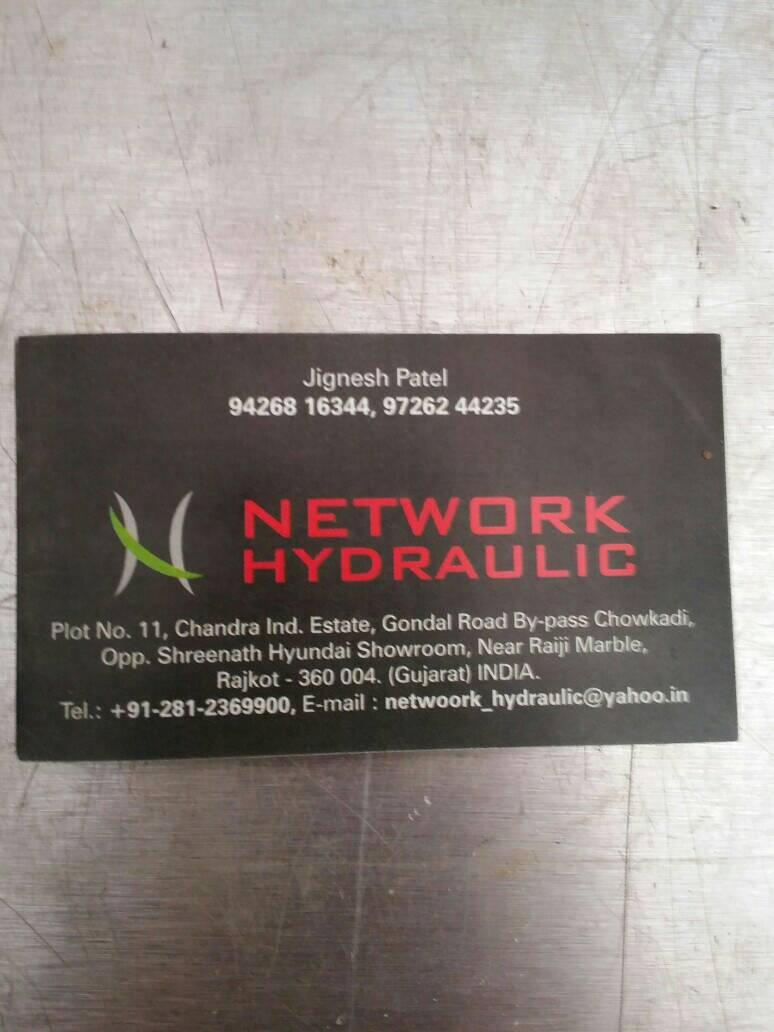 Network Hydraulic