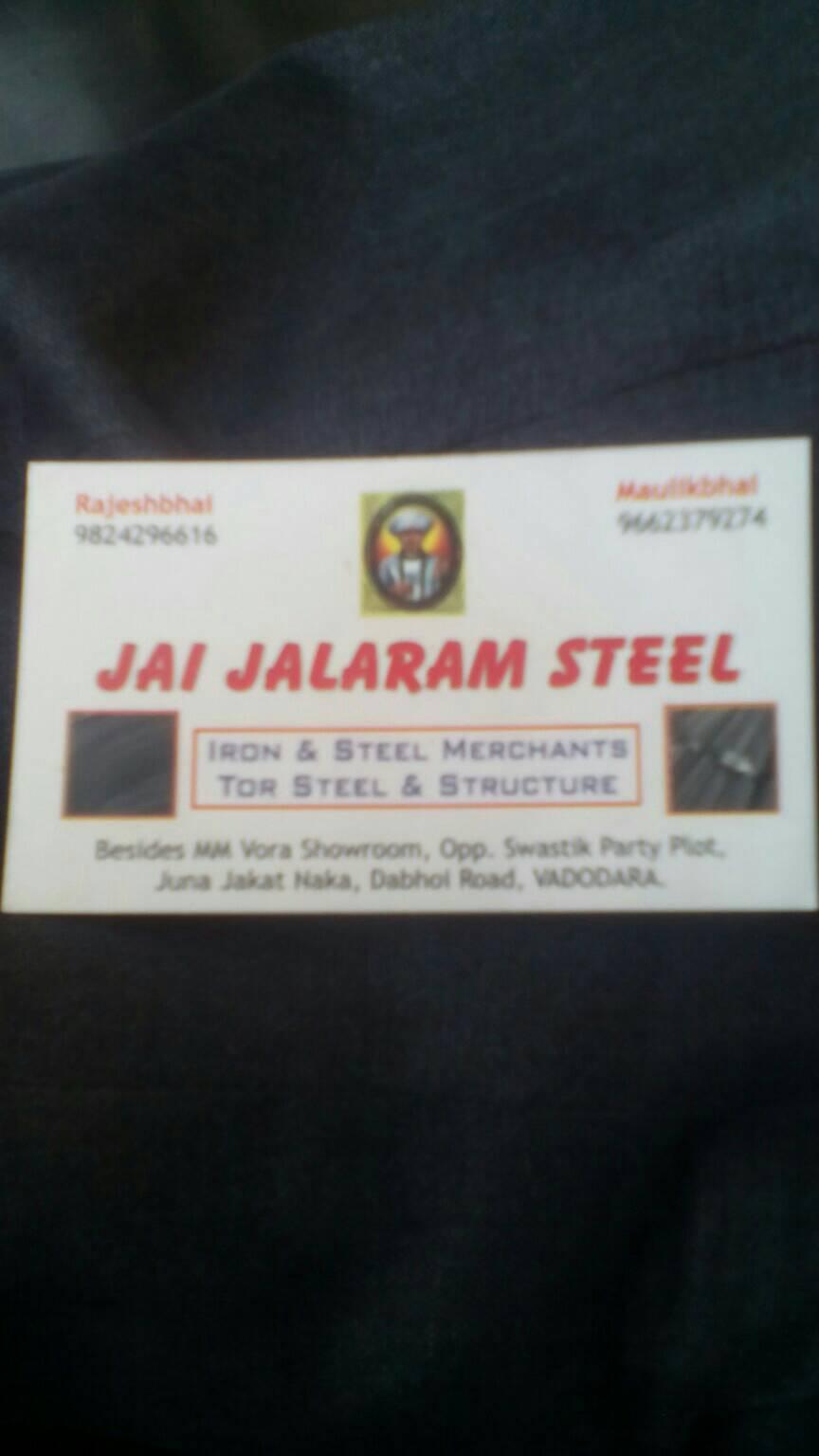 JAI JALARAM STEEL