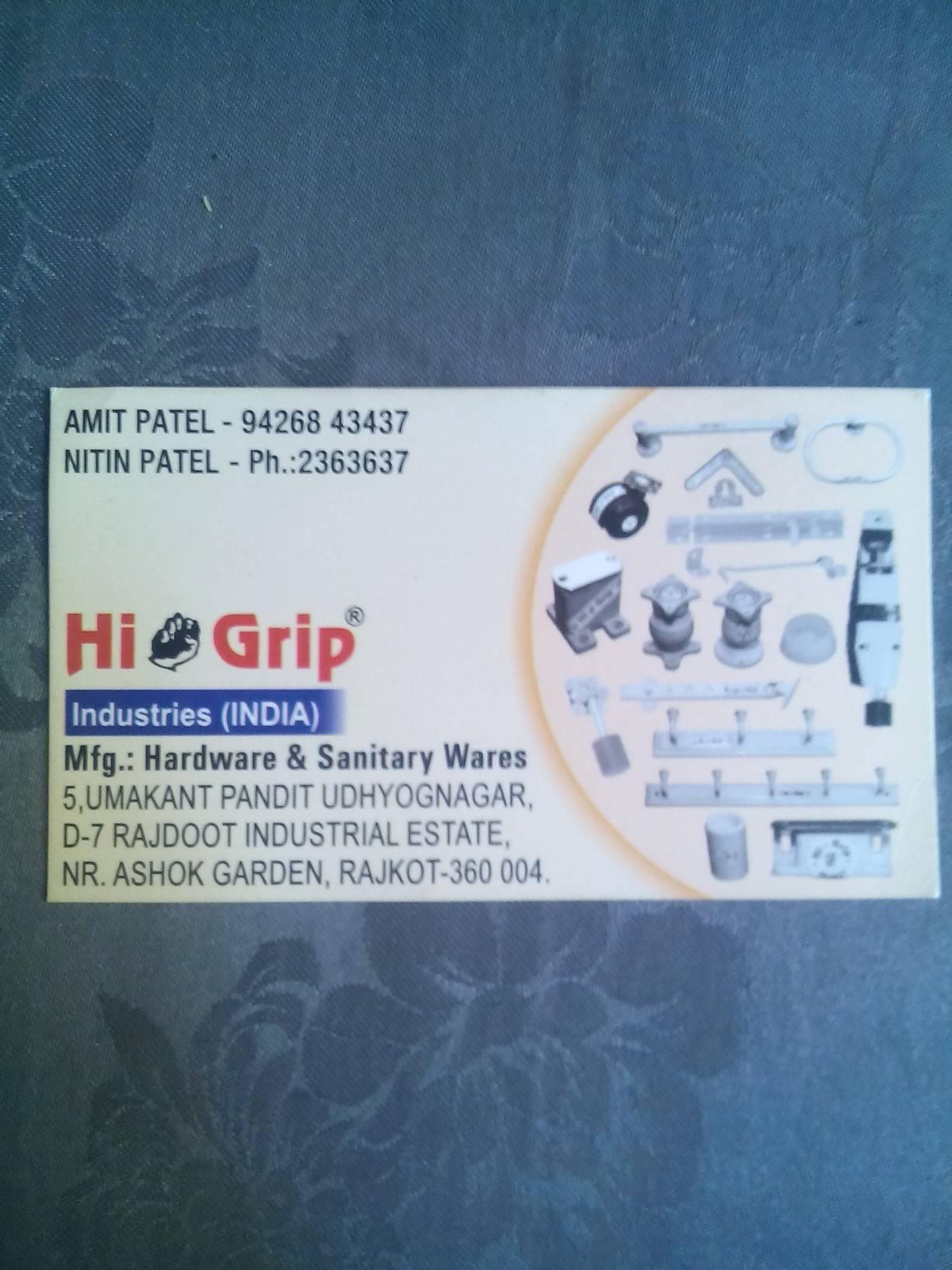 Hi Grip Industries