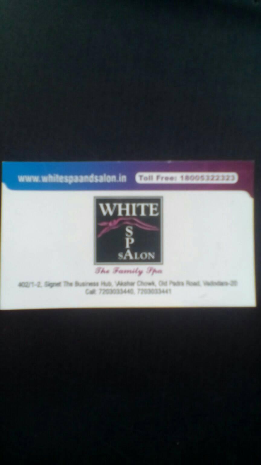 WHITE SPA AND SALON