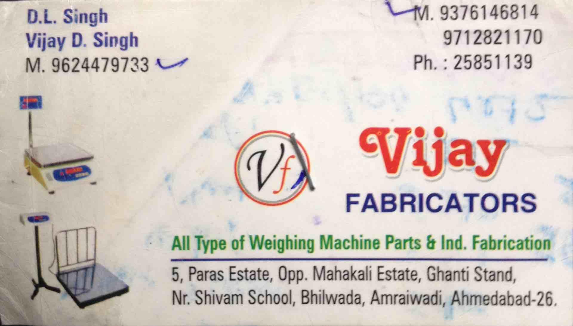 Vijay Fabricators