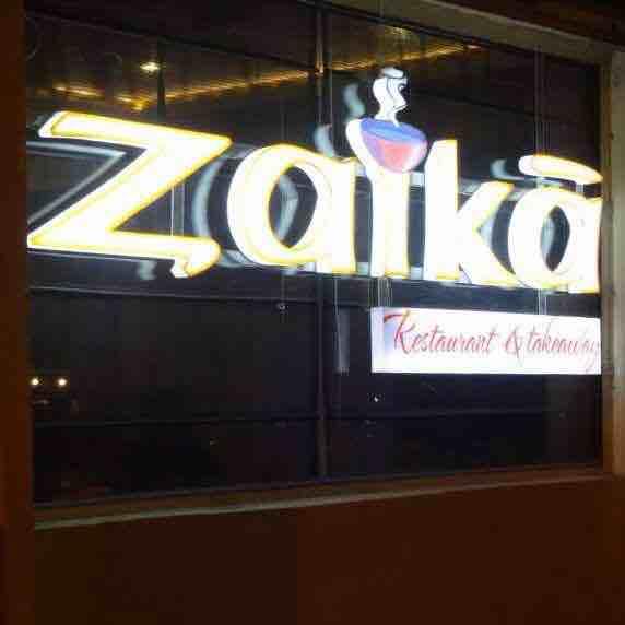 Zaika Family Restaurant